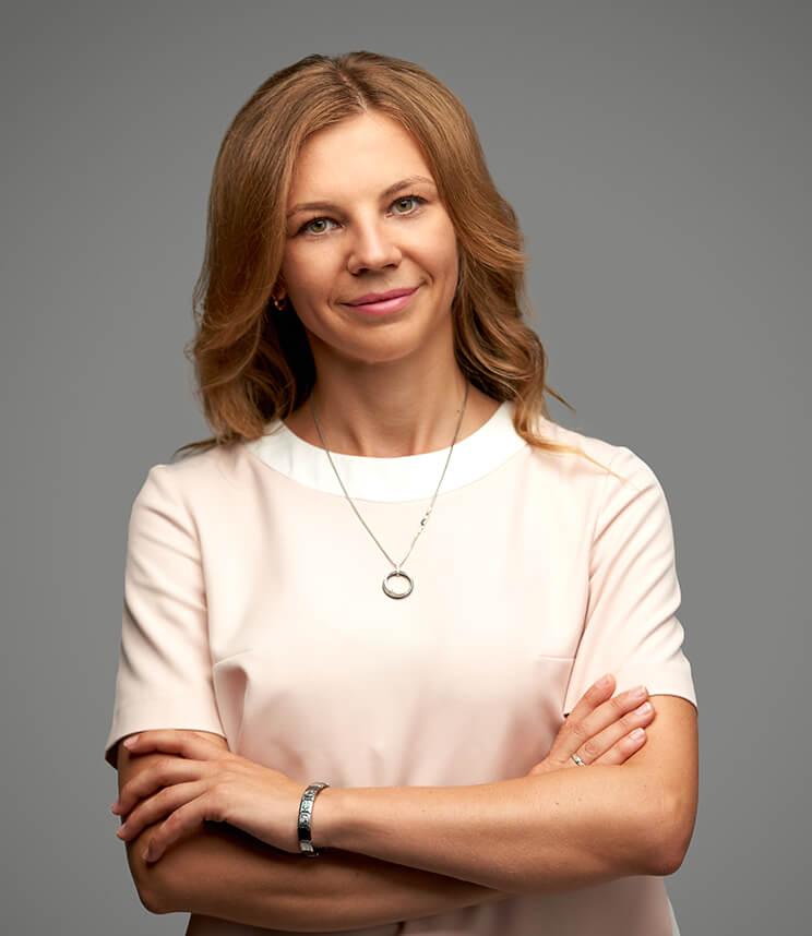 Алена Курамшина